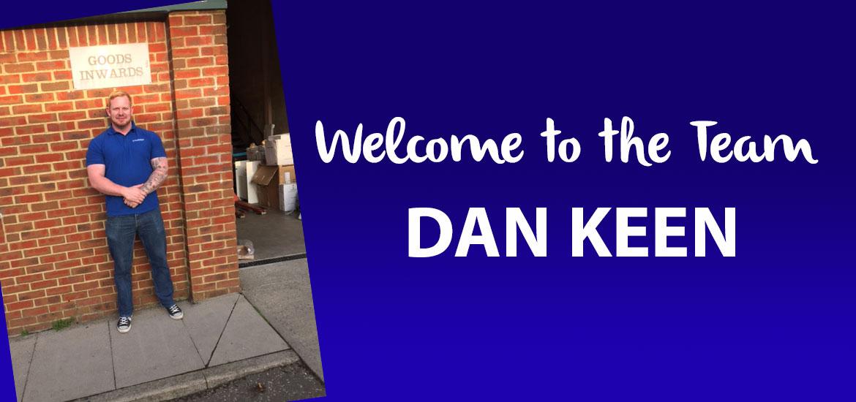 Welcome To The Team Dan Keen Sussex Plumbing Supplies