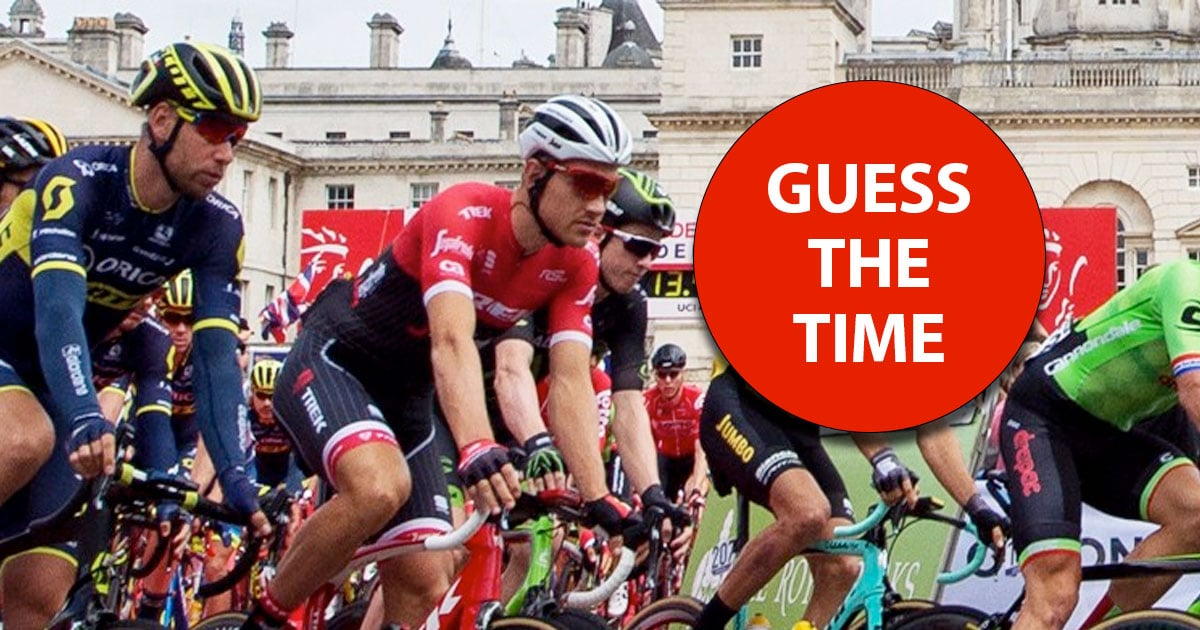 Prudential Ride London 100 Sweepstake - Sussex Plumbing Supplies