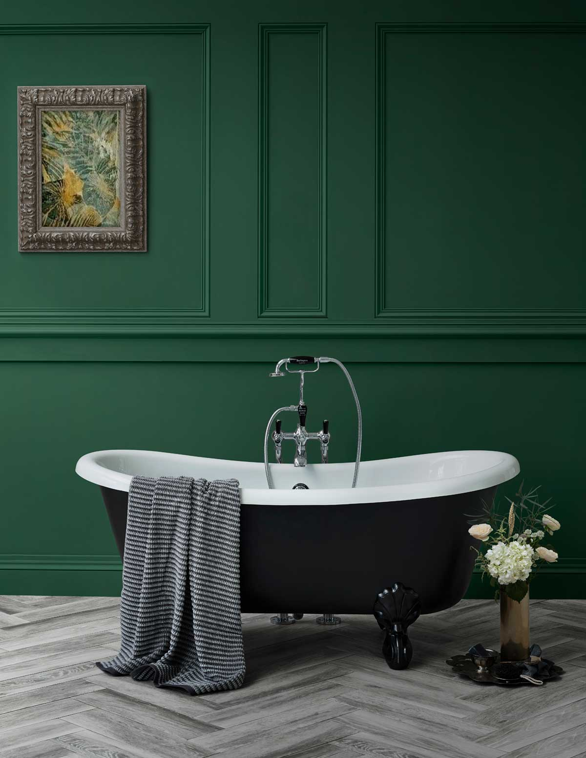 Burlington Bateau Bath