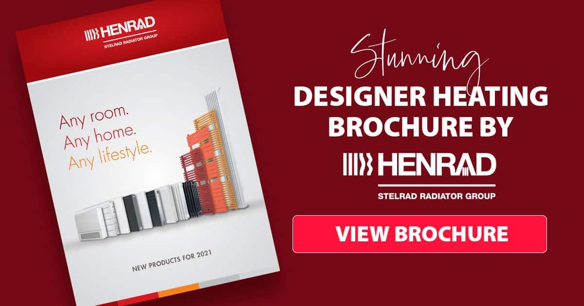 Henrad Designer Radiators Brochure