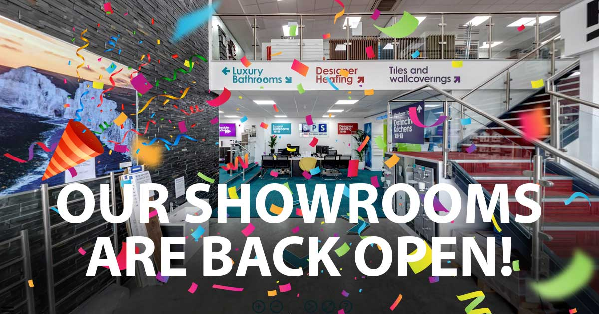 Showrooms are back open