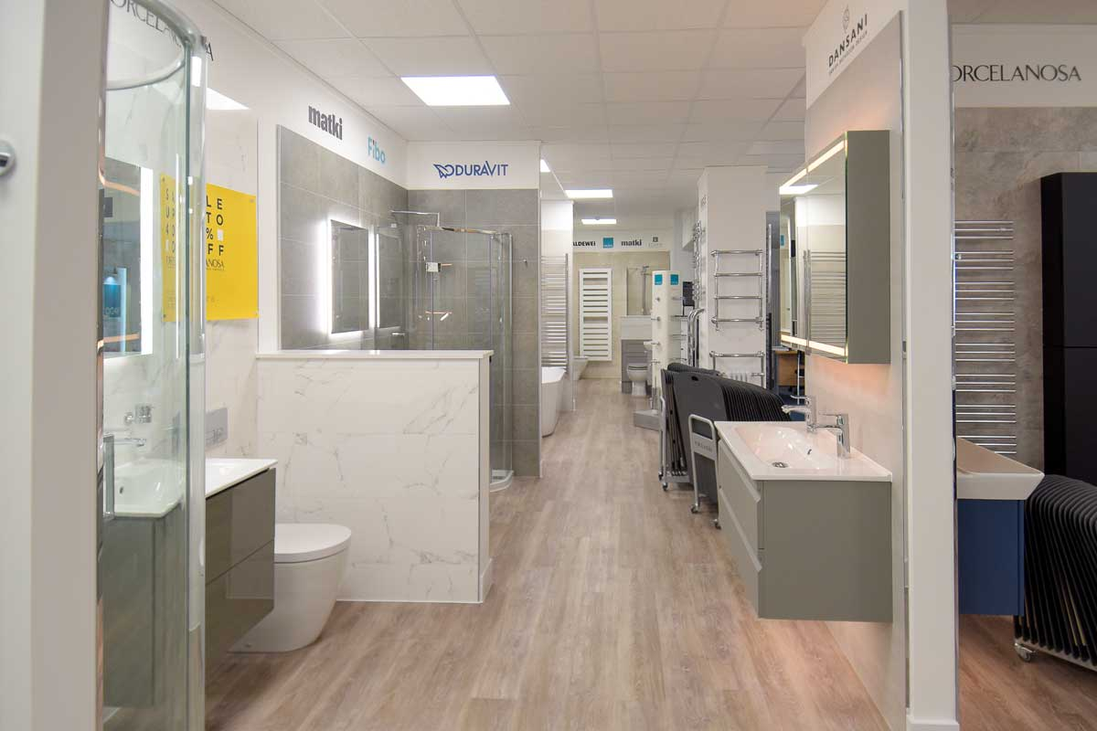 SPS Lewes Showroom