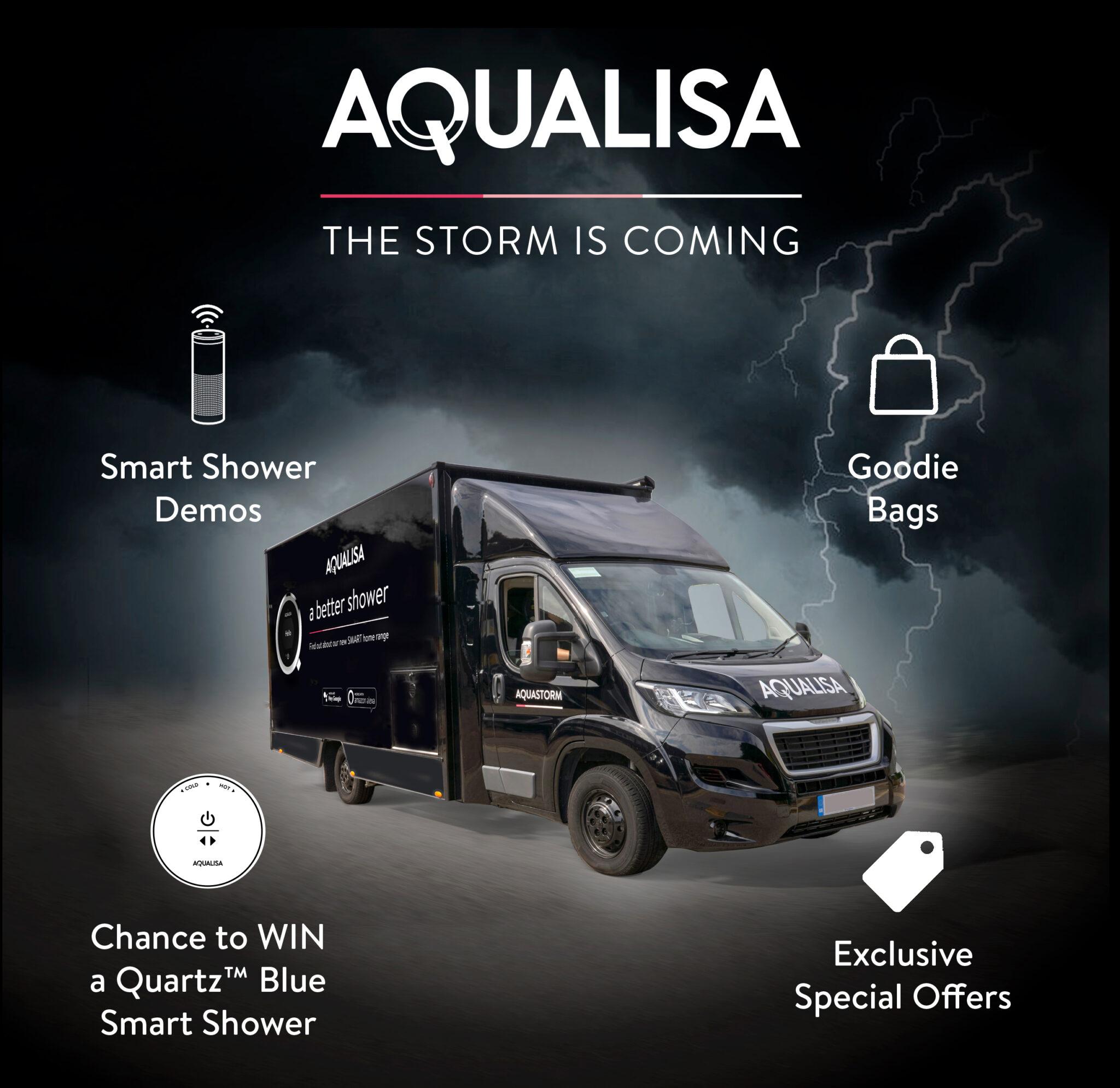 Aqualisa Aquastorm Van